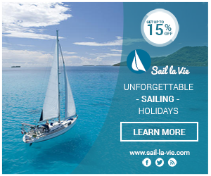 Book a Sailing Yacht!