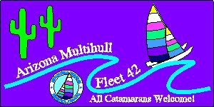 Arizona Multihull Fleet 42
