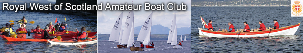 Royal West Of Scotland Amateur Boat Club